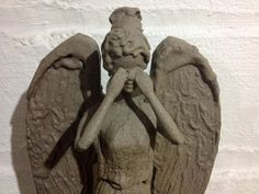 Weeping Angel INSPIRED Barbie by fayeven on Etsy