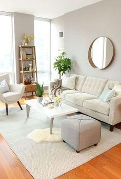 04 small apartment living room decor ideas
