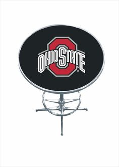 Ohio State OSU Buckeyes NCAA 40in Pub Table Home/Bar Game Room