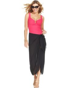 Dotti Pareo Sarong Cover-Up | macys.com