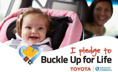 Total Fan Girl: Giveaway: Win a Child Car Seat From Toyota and #Bu...