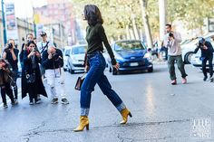 The Best Street Style from Milan Fashion Week SS17 - The Trend Spotter
