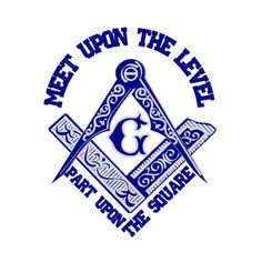 Square & Compasses- Meet Upon the Level-Part Upon the Square- and - Embroidery Design Digital File Masonic Signs, Masonic Art, Masonic Lodge, Masonic Symbols, Freemason Lodge, Graduation Shirts For Family, Masonic Tattoos, Famous Freemasons, Jesus Painting