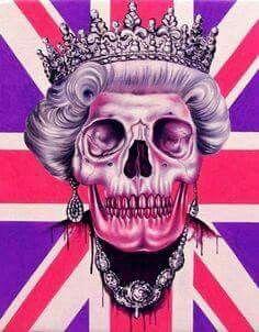 The Queen Skull