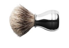 Finely-crafted shave brush with pewter handle and full volume, soft badger hair. Eliminates the need for a pre-shave routine of washing and applying lotion. Hand polished and hand assembled in Sheffield, England. (more info) Shaving Brush, Shaving Soap, Shaving Cream, Shaving Kits, Shaving & Grooming, Men's Grooming, Soften Hair, Pre Shave, Close Shave