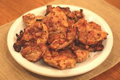 Barefeet In The Kitchen: Beer and Garlic Marinade for Chicken