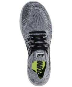 on sale c2e6e 629e5 Nike Men s Free Run Flyknit 2017 Running Sneakers from Finish Line Men -  Finish Line Athletic Shoes - Macy s