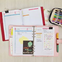 Happiness is Scrappy: Freebies | Happy October & Printables for Your Filofax / Midori Traveler's Notebook