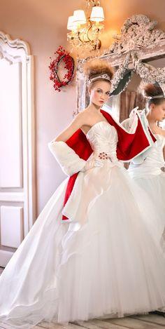 fairytale wedding dress by Eme di Eme