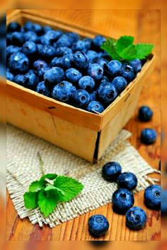 I have fallen in love with fruit gallettes; they are easy to make, taste delicious and you can use any fruit you like. Blueberry Farm, Blueberry Recipes, Blueberry Picking, Fresh Fruits And Vegetables, Fruit And Veg, Delicious Fruit, Tasty, Acerola, Fruit Picture
