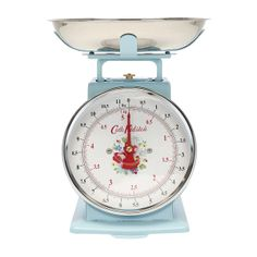 Cath Kidston Daisy Rose Kitchen Scales  http://bonastyle.com/2013/12/10/holiday-gift-guide-the-fashionable-foodie/