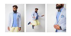 Papillon Tartan @scoccapapillon www.scoccapapillon.etsy.com  Outfit by Livrei_if Blazer: Karl Mommoo Camicia: Iks Ask Pantaloni: Karl Mommoo Scarpa: Roberto Pepe Fiocco: Scocca Papillon Occhiali: Gianni Lupo  Fashion Stylist: Claudia Terrasi Ph. Danilo Sguali 2015  #mens #fashionmens #bowtie #bowties #papillon #necktie #tartan #plaid #uomo #modauomo #fashion #style #madeinitaly #menswear #clothing #dressmen #dapper #abbigliamentouomo #boy #beard #summer #summercollection