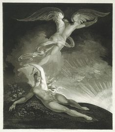 Satan invades Eve's dreams - Henry Fuseli