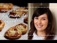 Palmier salgado com Roquefort e nozes | Especial Fim do Ano - YouTube