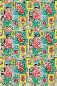 PiP Art Groen behang   Wallpower 2   Behang   PiP Studio