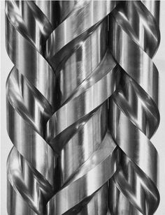 Peter Keetman - Schraubenpumpe. 1960 - Gelatin silver print 22.2 x 17.2cm (8 3/4 x 6 3/4in) A Level Photography, Nature Photography Tips, Object Photography, Pattern Photography, Texture Photography, Industrial Photography, Abstract Photography, Still Life Photography, Macro Photography