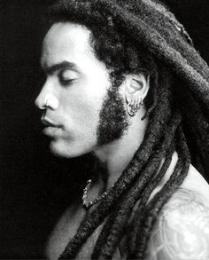 Lenny Kravitz by Mark Seliger Lenny Kravitz, Beautiful Men, Beautiful People, Mark Seliger, Celebrity Photography, White Photography, Black And White Portraits, Famous Faces, Dreadlocks