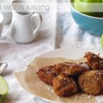 Paleo Apple Fritters Recipe - maybe change this up a bit to something that can be baked with less butter