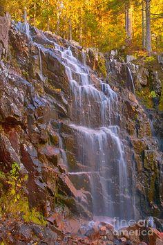 ✯ Falls at Acadia - Maine