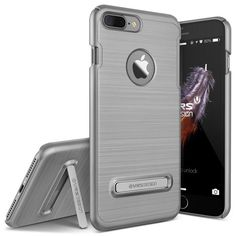 VRS Design Apple iPhone 7 Plus - Simpli Lite Shield Series #Steel #Silver