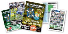 El Programa del partido del Tenerife
