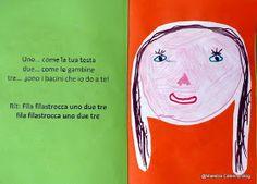 Per i primi giorni di Scuola... una simpatica canzone di Dolores Olioso