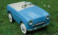 1950 vintage pedal cars - Google Search