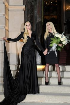 Lady Gaga to play Donatella Versace in American Crime Story.