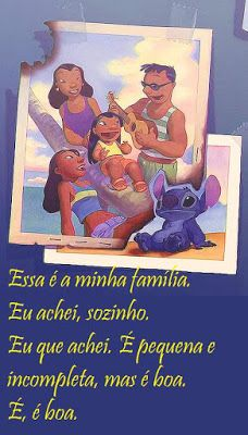 Humor de Leoa: Família! Família?