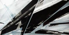 """""""Negative 3"""" / acrylics on canvas 80x160"""