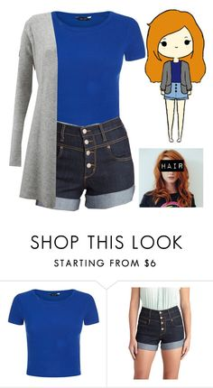 """Chibi"" by squidney12 ❤ liked on Polyvore featuring xO Design, Allude, women's clothing, women, female, woman, misses and juniors"
