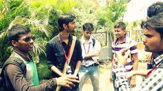 Making of the Short film by Akshay Bhujbal on Passive Smoking