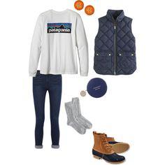 Orange + Navy #Outdoor Chic with SwellCaroline.com's Vineyard Round Post #Monogram Earrings in Orange {30 acrylic color options}- #PreppyFashion
