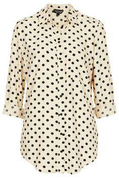 Longsleeve Spot Shirt | ASOS