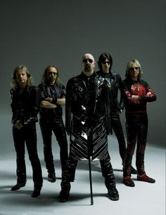 Judas Priest is touring now.  Get your tickets today for this iconic heavy metal band. #music