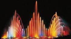 Украина, Винница, фонтан на набережной