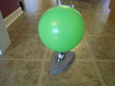 Webelos Science Activity Badge: #6  Show the effects of air pressure.