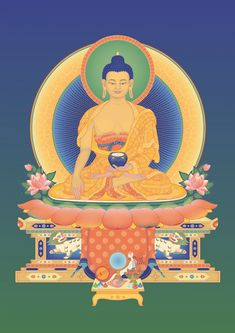 Roda Do Dharma, Vajrayana Buddhism, Buddhist Art, Feng Shui, Buddha, Blessed, Spirituality, Statue, Wall Art