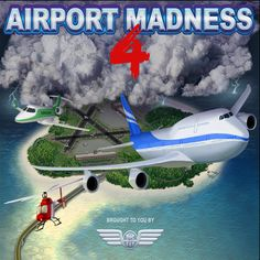 Airport Madness 4 Android app