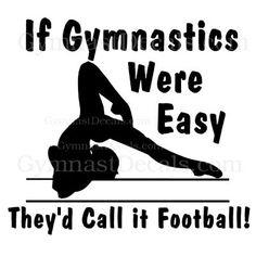 gymnast quotes | GymnasticsDecals.net