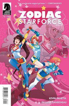 Zodiac Starforce (2015) Issue #1