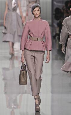 Manual de uso del rosa para este invierno: Christian Dior