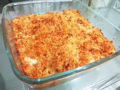 [Homemade] Baked Mac and Cheese #recipes #food #cooking #delicious #foodie #foodrecipes #cook #recipe #health