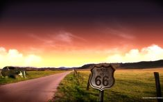 U.S. Route 66 in Texas