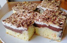 Tiramisu, Dessert Recipes, Food And Drink, Cooking Recipes, Pudding, Sweets, Restaurant, Dishes, Baking