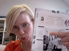 It's me! In Trendi magazine! Ninan verkkareissa - Blogi | Lily.fi