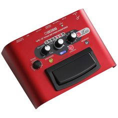 BOSS VE-2 Vocal Harmonist - I so want one of these!