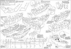 5 Most Critical Components To Your Boat Building Plans - Tools And Tricks Club Model Sailing Ships, Old Sailing Ships, Model Ships, Model Ship Building, Boat Building Plans, Black Pearl Ship, Wood Boat Plans, Ship Drawing, Boat Projects