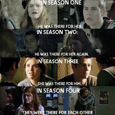 Stydia through time Source by Teen Wolf Quotes, Teen Wolf Funny, Teen Wolf Memes, Teen Wolf Boys, Teen Wolf Dylan, Teen Tv, Teen Wolf Cast, Tv Quotes, Best Quotes
