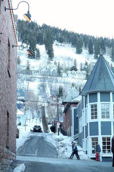 beautiful places to travel - Park City, Utah